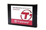 Transcend SSD Interne SATA III 512 Go 2,5'' avec Adaptateur 3,5'' TS512GSSD370