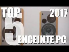 Top 5 Meilleure Enceinte PC - Comparatif 2017